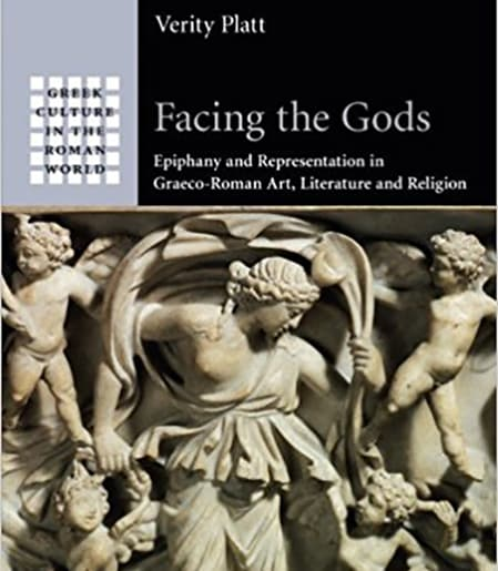 Facing the Gods book cover