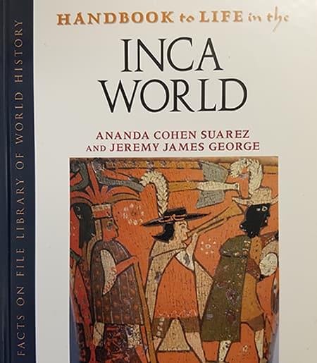 Inca World book cover