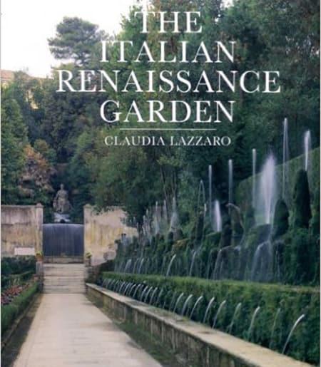 The Italian Renaissance Garden Book Cover Image