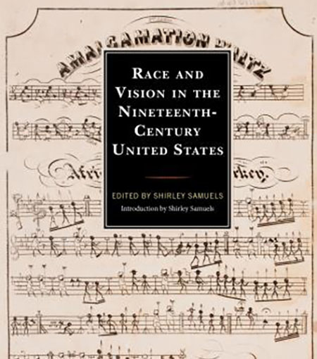 Book cover of Samuels Race and Vision