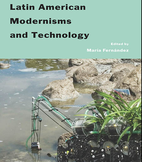 Book cover for Latin American Modernisms